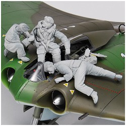 Horten Ho229 Flight Assistant set 1/32 Scale Kit
