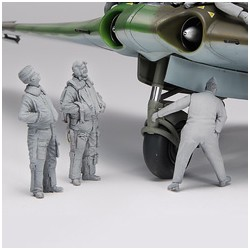 Horten Ho229 Sortie Preparation set 1/32 Scale kit