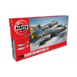 Gloster Meteor F8 1:48 Scale Kit