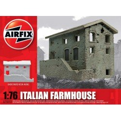 Italian Farmhouse 1:76 Scale Kit