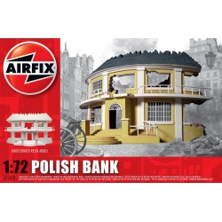 Polish Bank 1:72 Scale Model Kit