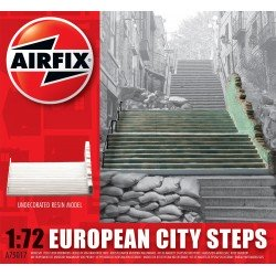 European City Steps 1:72 Scale Model