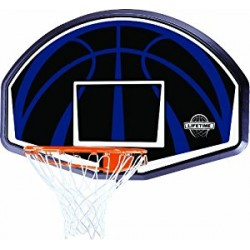 "44"" Impact Lifetime product Basketball  Flat Ring Combo"