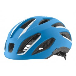 STRIVE Bicycle Helmet Medium - 55-59cm - Cyan/White