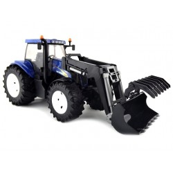 Bruder New Holland T8040 Model Tractor Toy With Arm