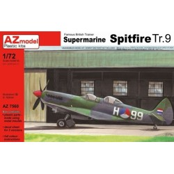 Spitfire Tr.9 Dutch service 1/72 Scale Kit