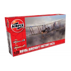 Royal Aircraft Factory BE2c Scout 1:72 Scale Kit