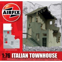 Italian Townhouse 1:76 Scale Resin Model