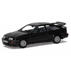 Ford Sierra RS500 Cosworth, Black 1/43 Scale Die-Cast