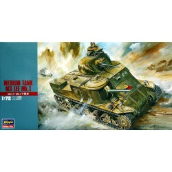 US TANK LEE MK.I MEDIUM TANK 1/72 Scale Kit