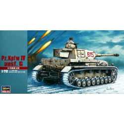 PZ.KPFW.IV AUSF.G. 1/72 Scale kit