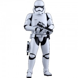 1:6 FIRST ORDER STORMTROOPER FIGURE
