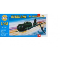 Reggiane RE-2000 Falco 1/48 Scale Kit