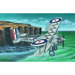 Bristol Bulldog 1/48 Scale Kit