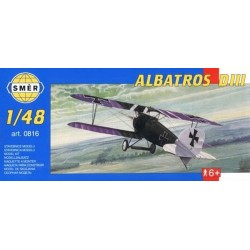 Albatros D3 1/48 Scale Kit