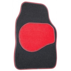 Sv35516 Car Mat - Endeavour Red- P-F/M Cosmos