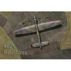 WWII Heavy Bomber tarmac (Miliscale / Noy miniatures 144015)