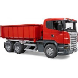 Bruder Scania R Series Tipping Container Truck 3522
