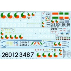 Max Decals 4820 Irish Air Corps Selection 1990-2010 1/48