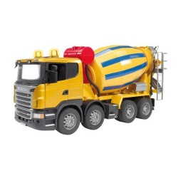 Bruder Scania R Series Cement Mixer