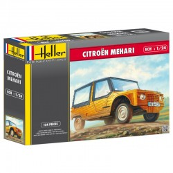 CITROËN MEHARI 1/24 Scale Kit