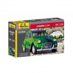 2 CV CITROEN 1/24 Scale Kit