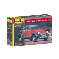 CITROEN 2 CV CHARLESTON 1/24 Scale Kit