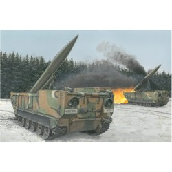 M752 TACTICAL BALLISTIC MISSILE LAUNCHER 1/35 by dragon