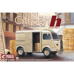 Ebbro 1/24 Citroen H Van 25007 kit