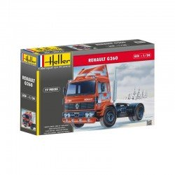 RENAULT G260 1/24 Scale Kit