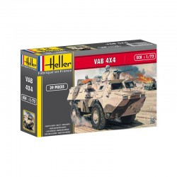 VAB 4X4 1/72 Scale kit