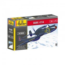 SAAB J 21 1/72 Scale Kit