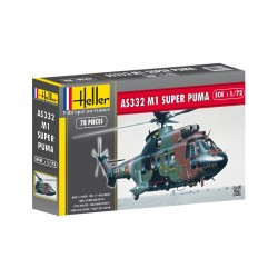SUPER PUMA AS 332 M1 1/72 Scale kit
