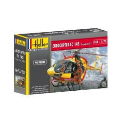 EUROCOPTER EC 145 SECURITE CIV 1/72 Scale Kit