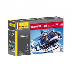 EUROCOPTER EC 145 GENDARMERIE 1/72 Scale Kit