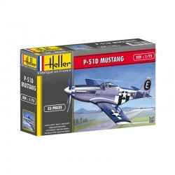 P-51 MUSTANG 1/72 Scale kit