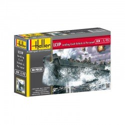 LCVP LANDING CRAFT 1/72 Scale kit
