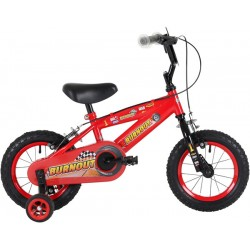 "Bumper Burnout 14 Kids' bike 14"" wheel, 3 - 5 yrs"