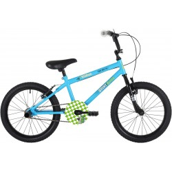"Bumper Stunt Rider 16 blue/green Kids' bike 16"" wheel, 5-8 yrs"