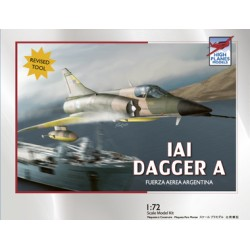 IAI Dagger (Argentine AF Falklands) (High Planes Models HPK072071)  Kit 1/72