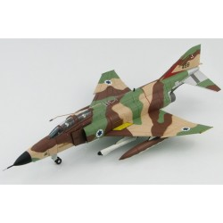 "RF4E Phantom II, No.488, Israeli Air Force, 119 Squadron ""Bat"" (Hobbymaster HA1959) diecast model"