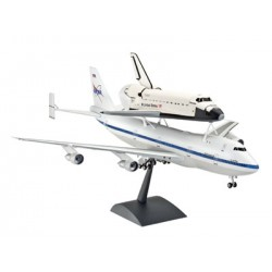 Boeing 747SCA and Space Shuttle (Revell 04863)