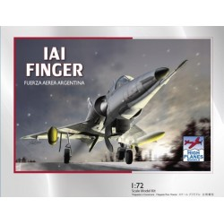 IAI Finger (Argentine AF Falklands) (High Planes Models HPK072102) KIT