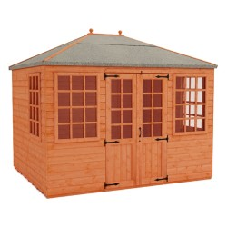 8x8 Mayflower Summerhouse