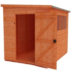 8x10 MCL Shiplap Lean To Pent Shed