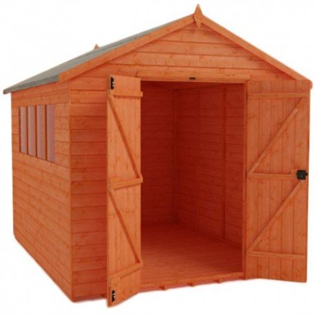 8x8 MCL Heavyweight Workshop Shed