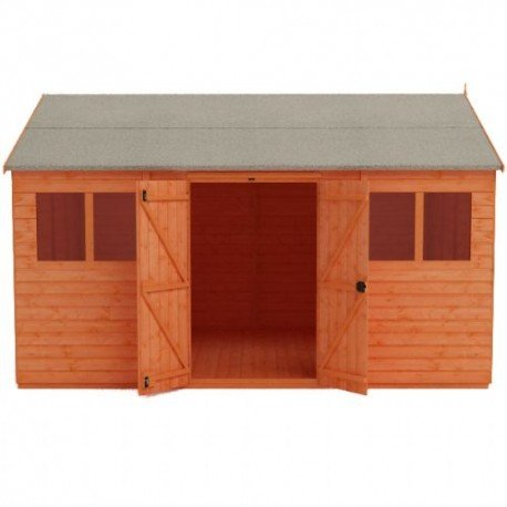 MCL Workman 16x8 Garden Shed