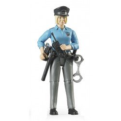 Bruder Policewoman, , Accessories b60430