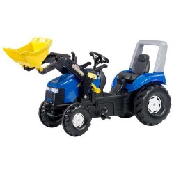 Rolly New Holland X-Trac Pedal Tractor
