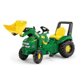 Rolly John Deere X-Trac Pedal Tractor